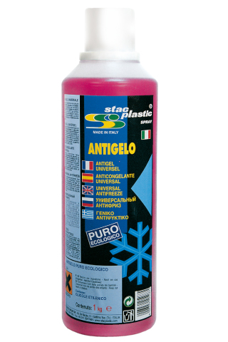 Stac Plastic - Red antifreeze