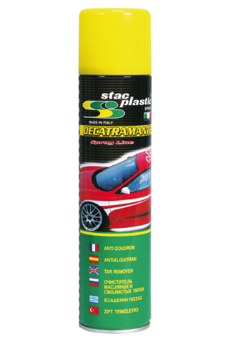 Stac Plastic - Tar remover
