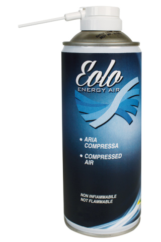 Stac Plastic - Eolo compressed air