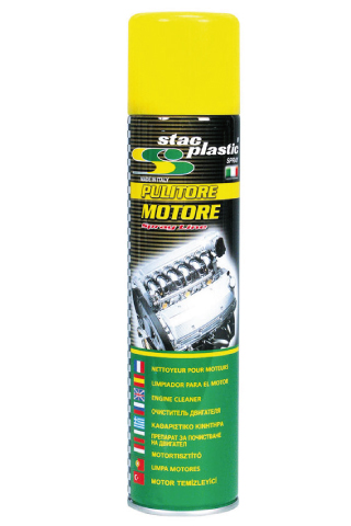 Stac Plastic - Engine cleaner