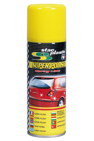 Stac Plastic - Super polish