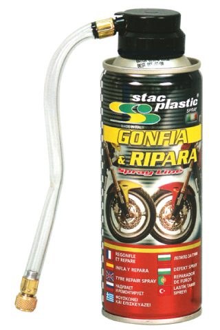 Stac Plastic - Repair pump motorcycle