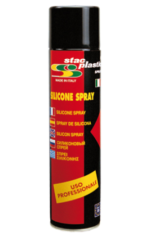 Stac Plastic - Silicon spray